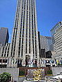 GE Building and Prometheus at Rockefeller Center New York City, May 2014 - 030.jpg