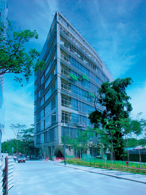 Genome Institute of Singapore - GIS Singapore building