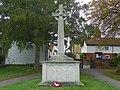 GOC Sawbridgeworth 103 War memorial, Sawbridgeworth (30388541920).jpg