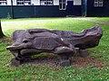 GOC The Pelhams 032 Sculpture, Brent Pelham (27550793474).jpg