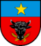 Coat of arms of Mörel-Filet