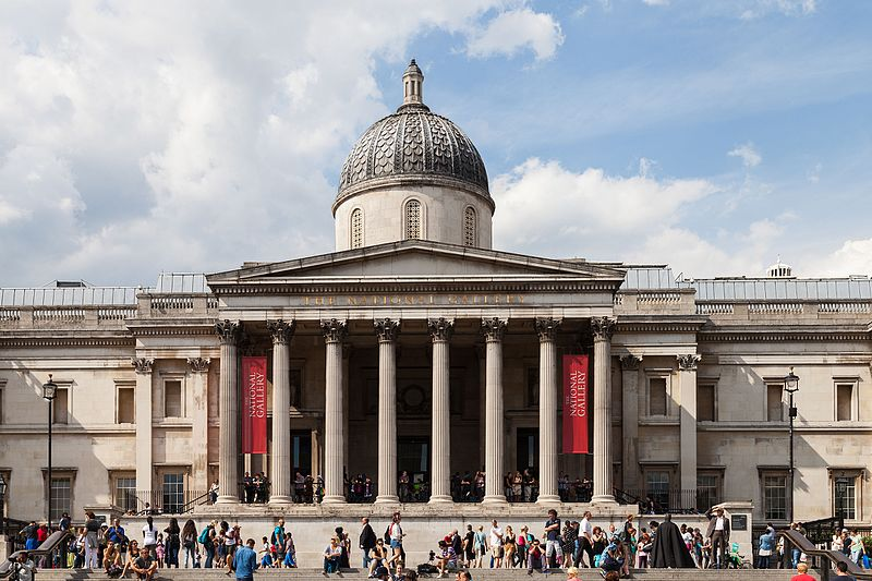 National Gallery (Londres – Reino Unido)