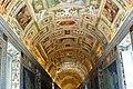 Galleria delle Carte Geografiche, Musei Vaticani (Roma) - panoramio.jpg