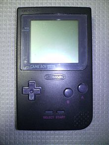 Nintendo sort Game Boy en 1989 220px-Game_Boy_Pocket