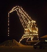 Fil:Gamla hamnkranen, Luleå.JPG