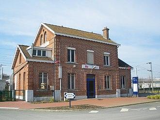 Esquelbecq - Esquelbecq train station