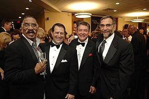 Joseph D. Morelle - Image: Garth Fagan, NYS Assemblyman Joseph Morelle, NYS Senator James Alesi, and Nazareth College President Daan Braveman