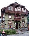 Gasthaus Schwarzwald-Bähnle in Todtnau beim heutigen Busbahnhof.jpg