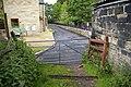 Gate at bottom of Naze Road - geograph.org.uk - 1019922.jpg