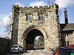 North West Gatehouse of Whalley Abbey