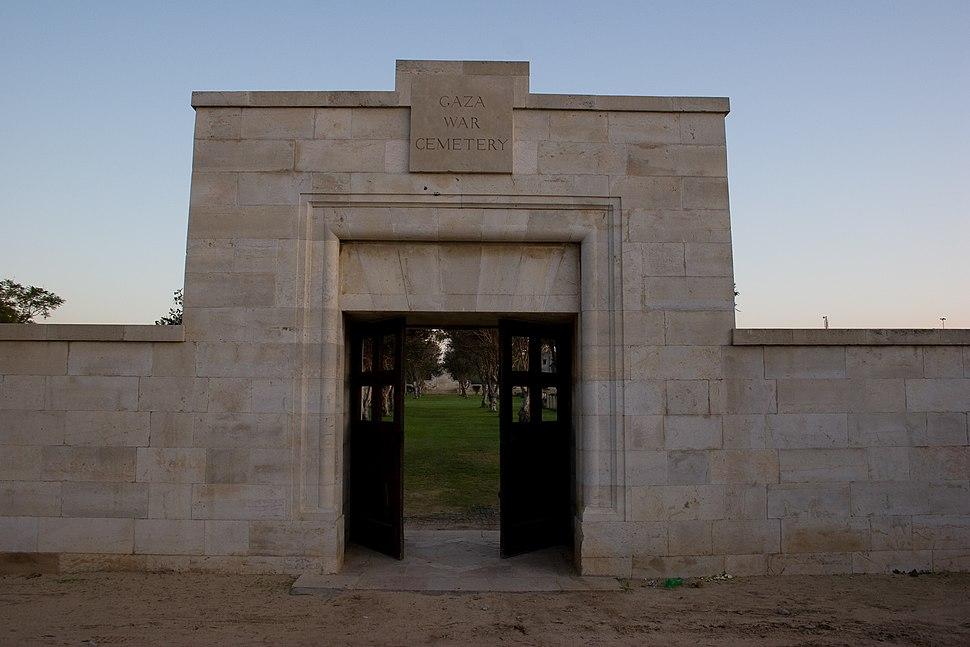 Gaza War Cemetery 5
