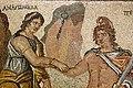 Gaziantep Zeugma Museum Andromeda mosaic 4170.jpg