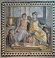 Gaziantep Zeugma Museum Eros and Psyche mosaic 8258.jpg