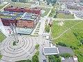 Gdansk Shipyard aerial photograph 2019 P05.jpg
