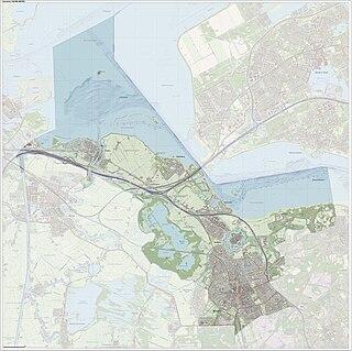 Gooise Meren Municipality in North Holland, Netherlands