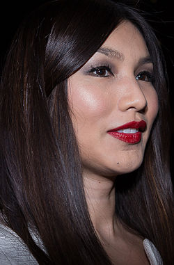 Gemma Chan British Independent Film Awards -gaalassa vuonna 2014.