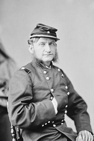 Hugh Judson Kilpatrick - Image: Gen. Judson Kilpatrick NARA 528309 crop