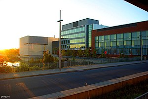 University of Ontario Institute of Technology - General Motors of Canada Automotive Centre of Excellence