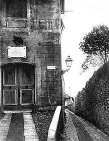 Villa San Nazaro A Genova