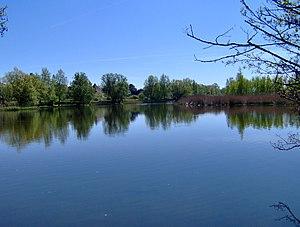 Gentofte Municipality - View over Gentofte Lake