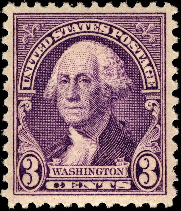 George Washington 3c 1932 issue
