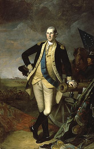 William Lee (valet) - Image: George Washington at Princeton PAFA