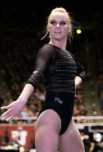 2013 NCAA Women's Gymnastics Championship - Georgia Dabritz, Utah