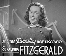 Geraldine Fitzgerald orson welles