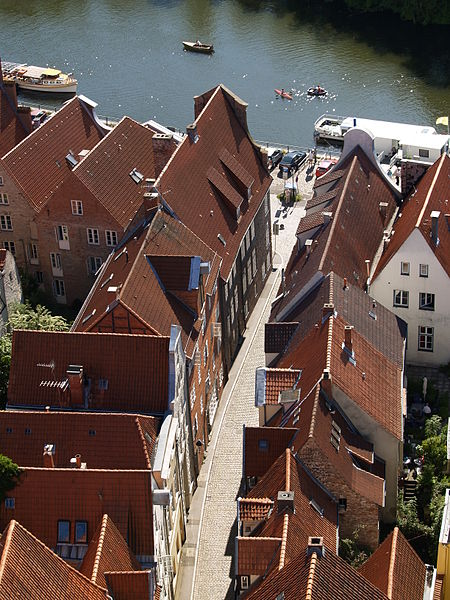File:Germany Luebeck overview west.jpg