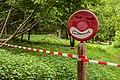 Gesperrter Wandspielplatz Deizisau, Deutschland.jpg