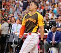 Giancarlo Stanton competes in final round of the '16 T-Mobile -HRDerby (28535732116).jpg