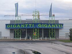 Tampere Gigantti