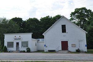 Gilead, Maine - Town Hall