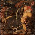 Giorgio vasari e aiuti, presa di monteriggioni, 1563-65, 04.jpg