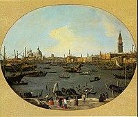 Giovanni Antonio Canal, il Canaletto - Venice Viewed from the San Giorgio Maggiore - WGA03901.jpg