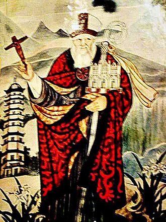 Roman Catholic Diocese of Quilon - John De Marignolli, Papal legate in Quilon, 1348-1349