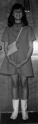 Girl in 1968