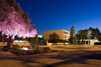 Givat Ram - Edmond J. Safra Campus, Hebrew University of Jerusalem