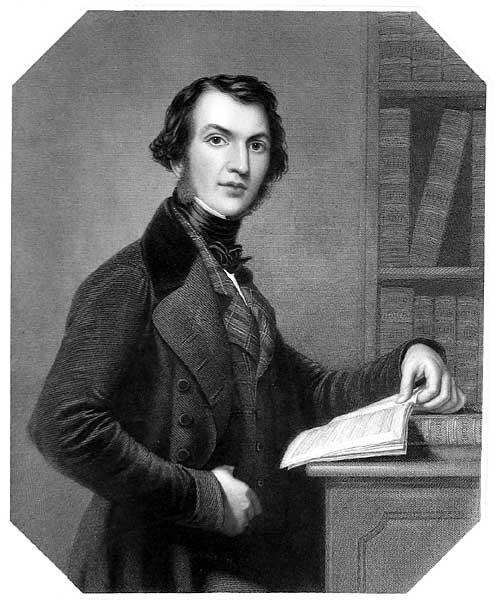 Gladstone 1830s WH Mote ILN