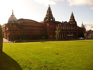1990 European Athletics Indoor Championships - Image: Glasgow, Kelvin Hall geograph.org.uk 1539594