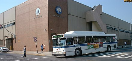 Bus Depots Of Mta Regional Bus Operations Wikiwand
