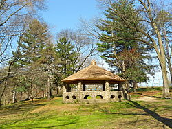 Gazebo in Glenolden Park