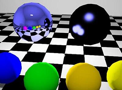 reflection computer graphics wikipedia
