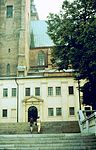 Gniezno, the stairway to the cathedral.jpg