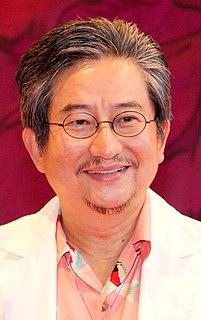 Go Nagai Japanese manga artist