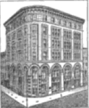 Archer & Pancoast Manufacturing Company - Image: Goelet Building 900 Broadway 1892