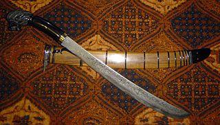 Golok Type of Machete