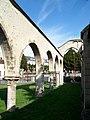 Gonesse (95), ruines de l'Hôtel-dieu, XIIIe s., rue de l'Hôtel-dieu et rue Pierre-de-Theillay.jpg