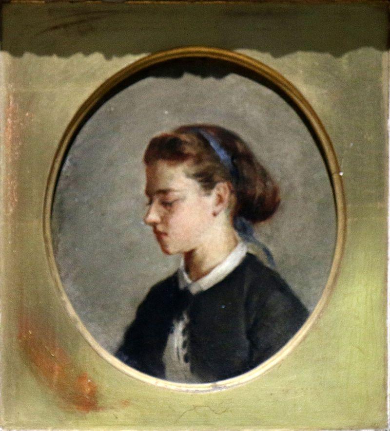 Gonzalès Eva - Portrait de femme.jpg