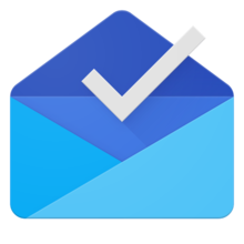 Description de l'image Google Inbox by Gmail logo.png.